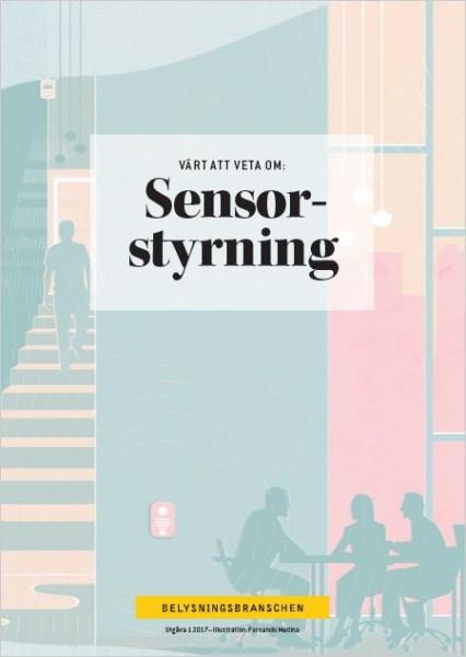 Omslag Värt att veta om sensorstyrning.
